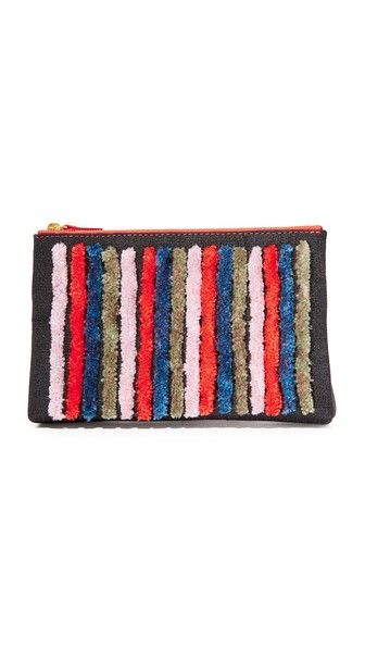 RACHEL COMEY Rebel Cosmetic Case. #rachelcomey #case