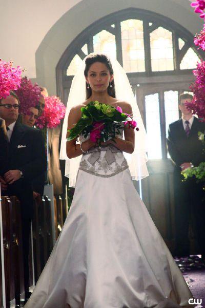 Kristin as Lana Lang Smallville