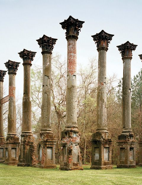 80 best demolished grandeur in the gilded age images on for Plantation columns