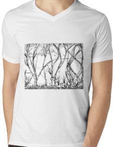 Beyond Hope Mens V-Neck T-Shirt