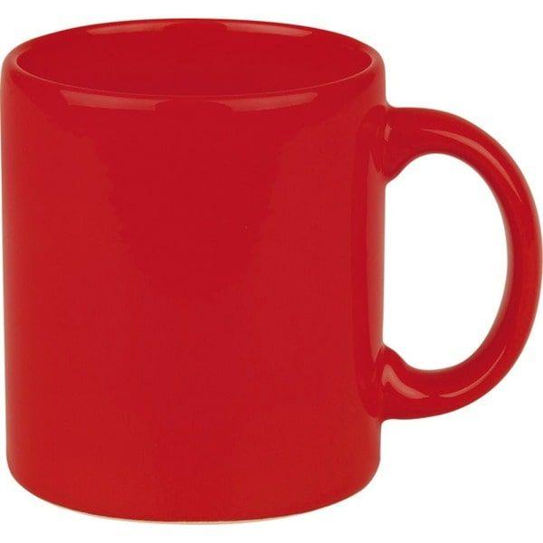 Waechtersbach Fun Factory Red Mugs (Set of 4)