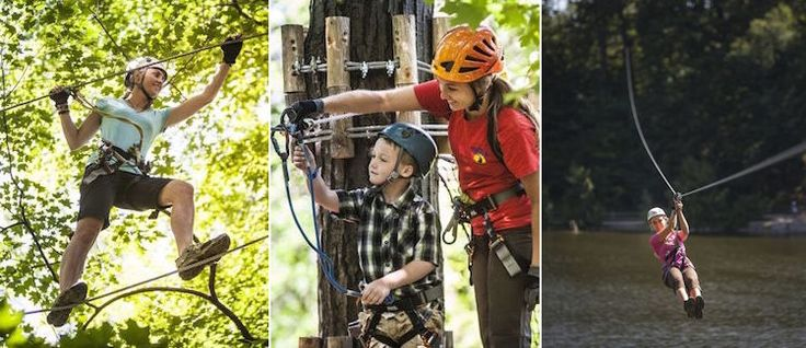 Treetop Trekking at Heart Lake Conservation Area