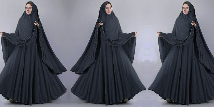 Modern Muslim Ladies Clothes 2018