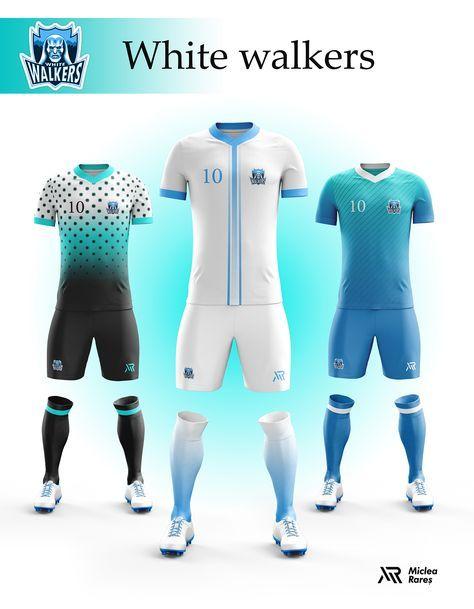 37811d0e7c Concept - Game of Thrones football kits Camisetas De Futebol