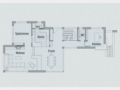 110 besten grundriss f rs traumhaus floor plans bilder for Wohnzimmer quadratisch grundriss
