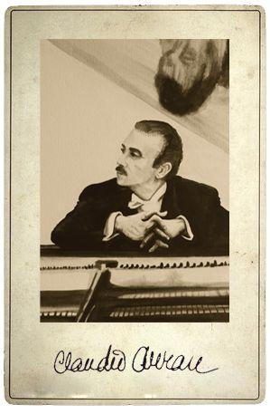 Claudio arrau, pianist, chile, illustration, piano, fortepiano