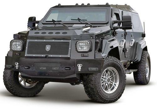 Conquest Evade, una SUV de gran tamaño, aspecto imponente y alto precio | Lista de Carros