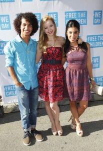Photos: Chrissie Fit, Jordan Fisher And Dove Cameron At Variety's Power Of Youth Event