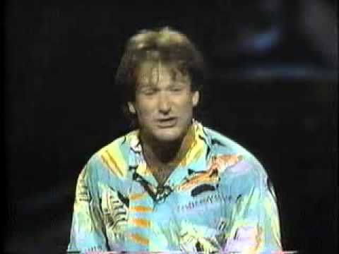 Robin Williams - Live At The Met (Full) - YouTube