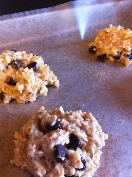 chocolate chip quinoa cookies | Favorite Recipes | Pinterest