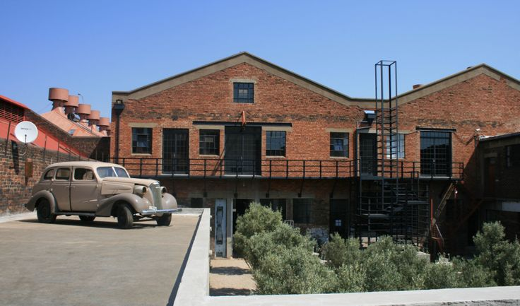 Maboneng Precinct :: Arts on Main :: 264 Fox Street, Johannesburg.