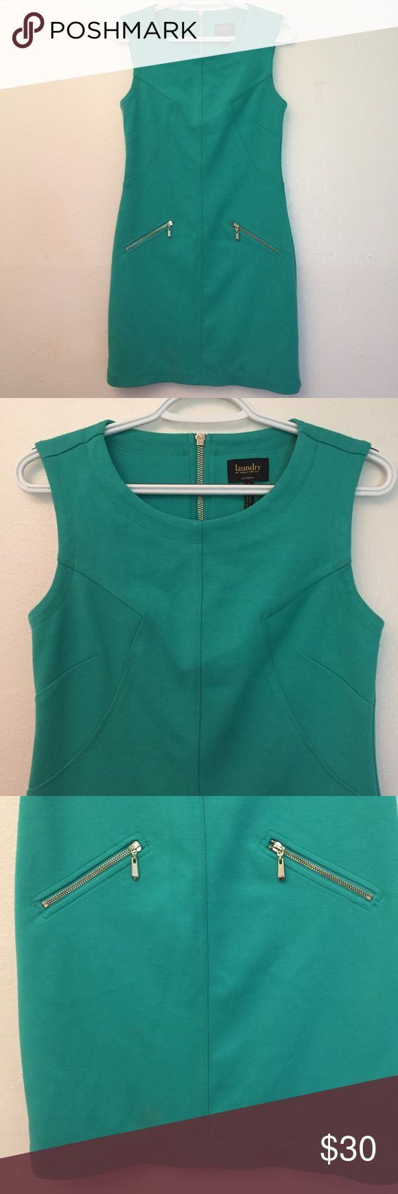 Laundry Dress -hh Good used condition  No spots or holes  Size 6 By Shelli Segal Laundry By Shelli Segal Dresses