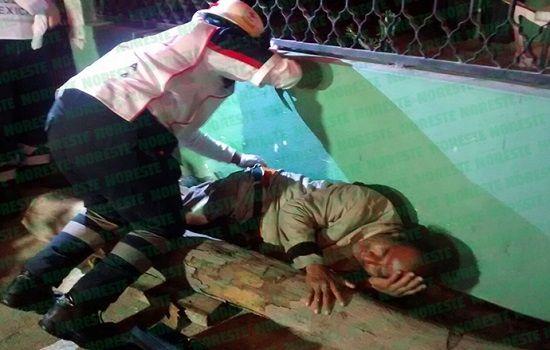 Baleado en la 27 de Septiembre en Poza Rica - http://www.esnoticiaveracruz.com/baleado-en-la-27-de-septiembre-en-poza-rica/