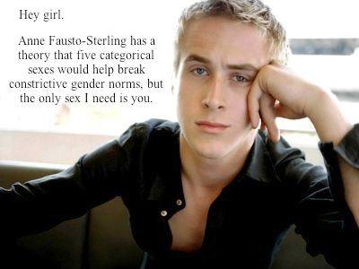 .Ryan Gosling, Ryangosling, Laugh, Funny, Hey Girls, Food Humor, Mormons Jokes, Heygirl, Real Food