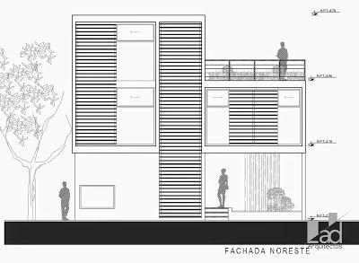 Arquitectura y Diseño - LAD Arquitectos: Casa Cristo Rey