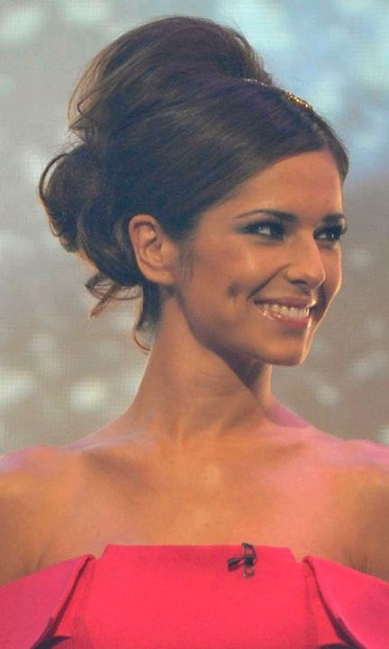 Cheryl Cole's Amazing Hairstyle On The The X Factor, 2008
