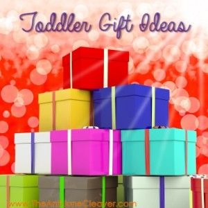 Toddler (boy) gift ideas