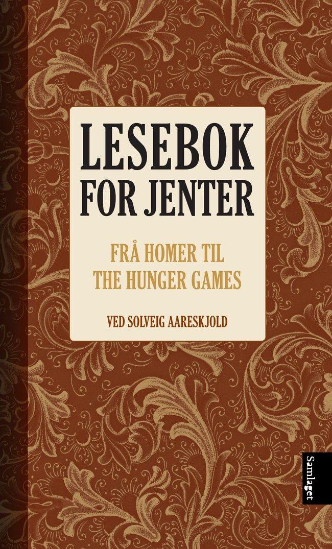 Lesebok for jenter - Foto: Samlaget /
