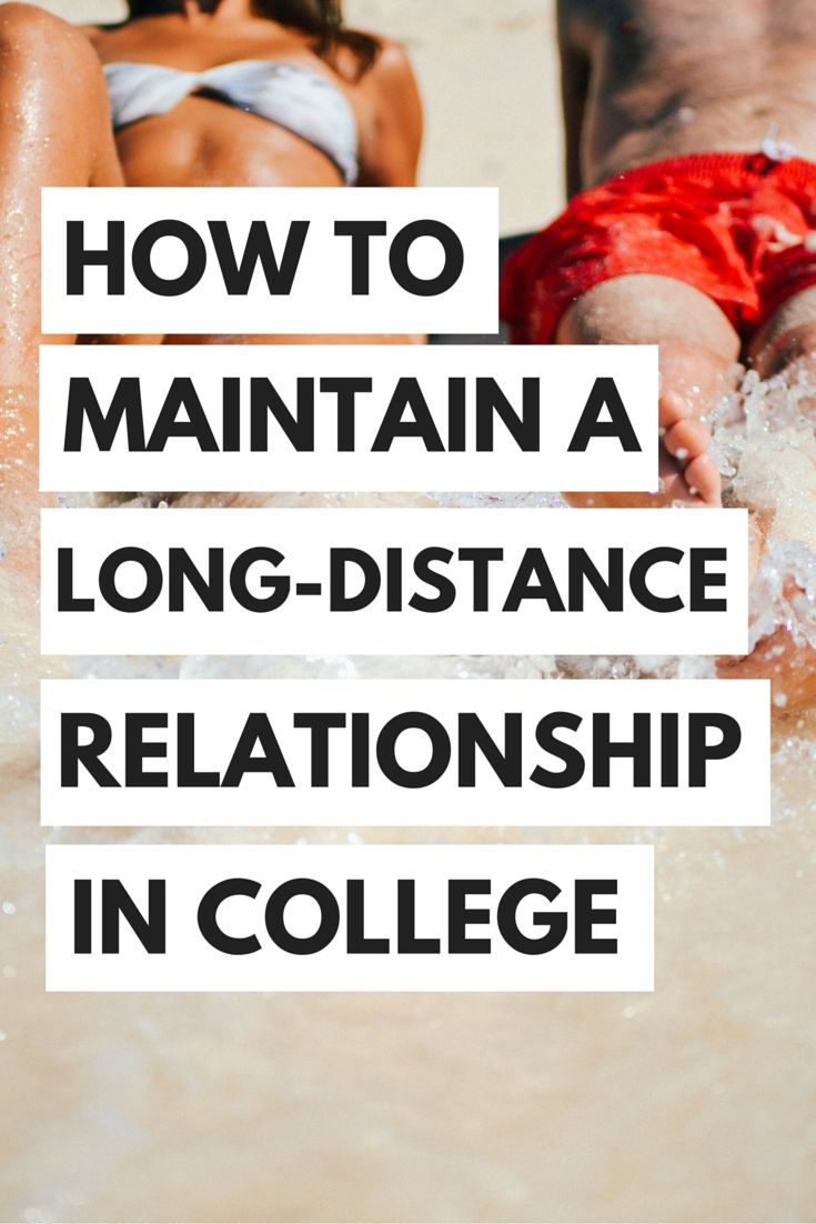 Tips and tricks on how to maintain a healthy long distance relationship in college
