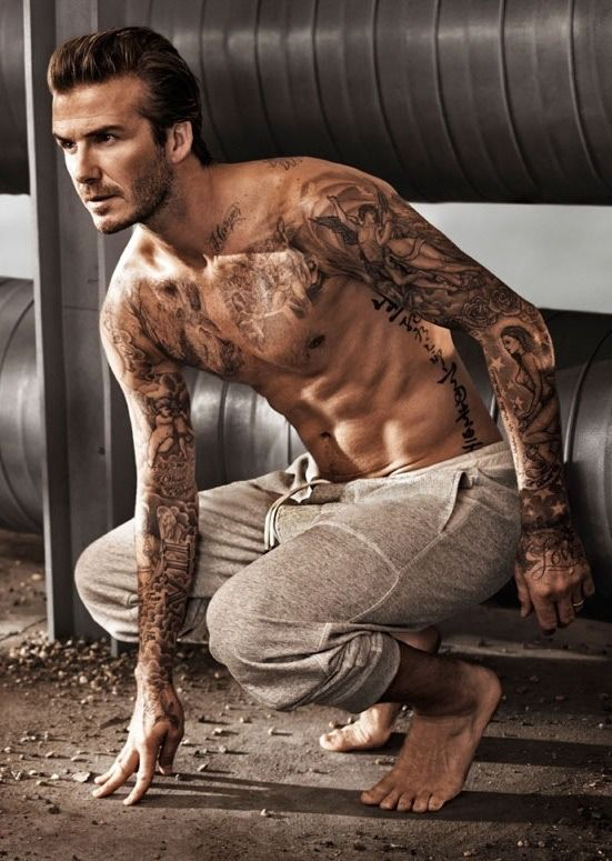 David Beckham.... Umm.......... What was I saying?? #coupon code nicesup123 gets 25% off at Provestra.com Skinception.com