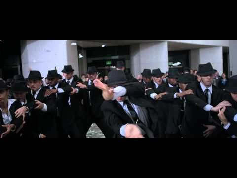 """STEP UP REVOLUTION - """"Office Mob"""". The only reason to watch the Step Up movies- the choreography."""