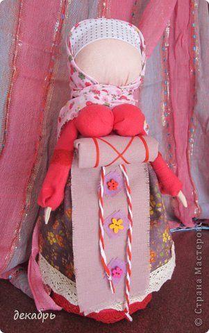 Куклы Шитьё Цикл  Куклы женской Судьбы  Ткань фото 2