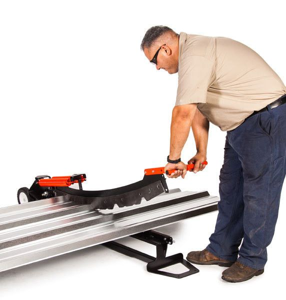 The Swenson Heavy Duty Pivot Shear Is The Workhorse Of The