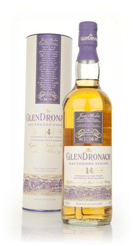 GlenDronach 14 Year Old - Sauternes Finish - Master of Malt