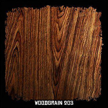 Hydrographics Film – Woodgrain 203 – 10ft Film Roll Review