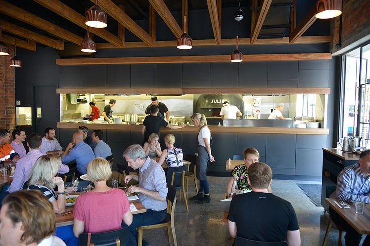 Julius Pizzeria South Brisbane