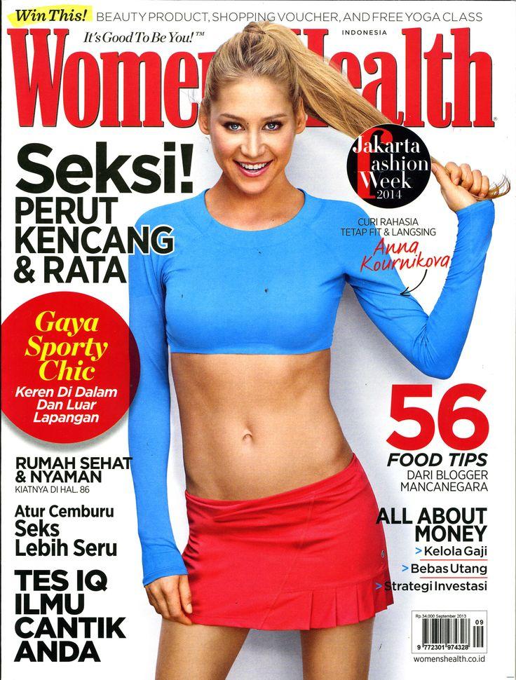 Women's Health Indonesia - September 2013