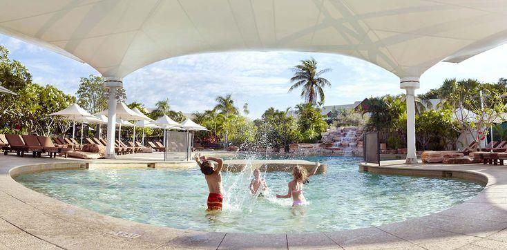 Cable Beach Club Resort & Spa, Broome, 5 stars.