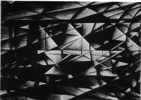 "Giacomo Balla (Italian Futurism) - Balla : ""Futurism create the fundamental style of the abstract going forms""."