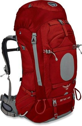 My new pack for Yosemite :)