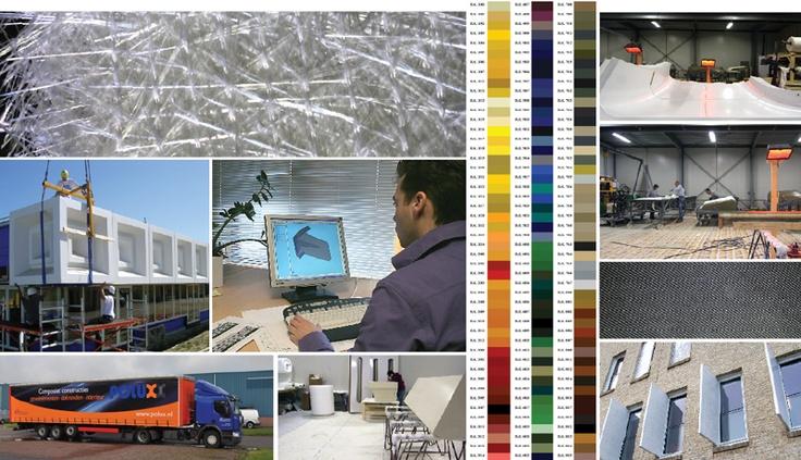 Composiet van Polux BV in Medemblik: http://www.polux.nl
