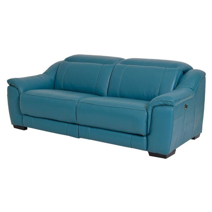 davis blue power motion leather sofa main image 1 of 8 images find this pin and more on el dorado furniture