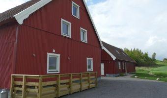 The Barn End
