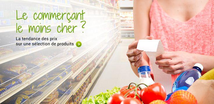 Comparateur de prix alimentaire drive, supermarché, sites de livraison - mesprovisions.com