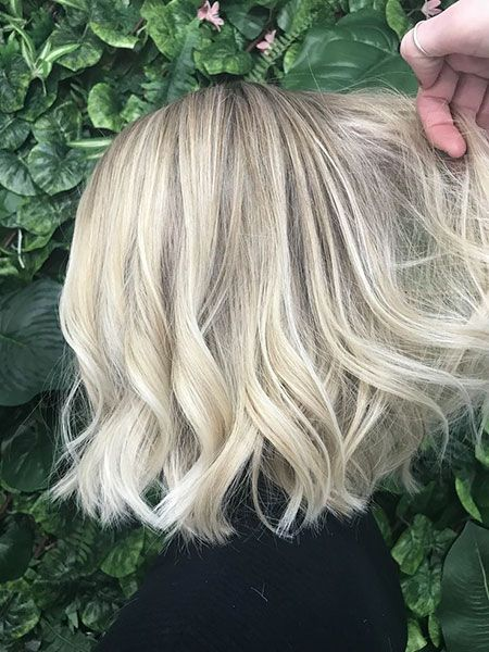 30 popular short blond hair 2018