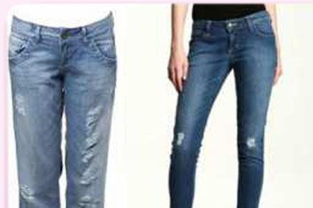 Как самому сделать потертые джинсы