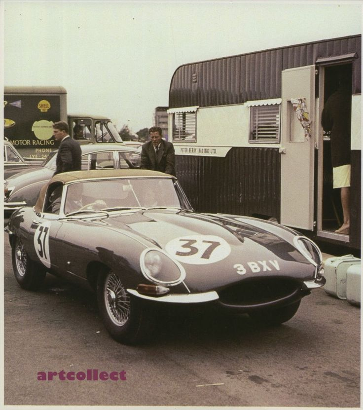 963 best Old Racing Photo\'s images on Pinterest | Jaguar, Cars and ...