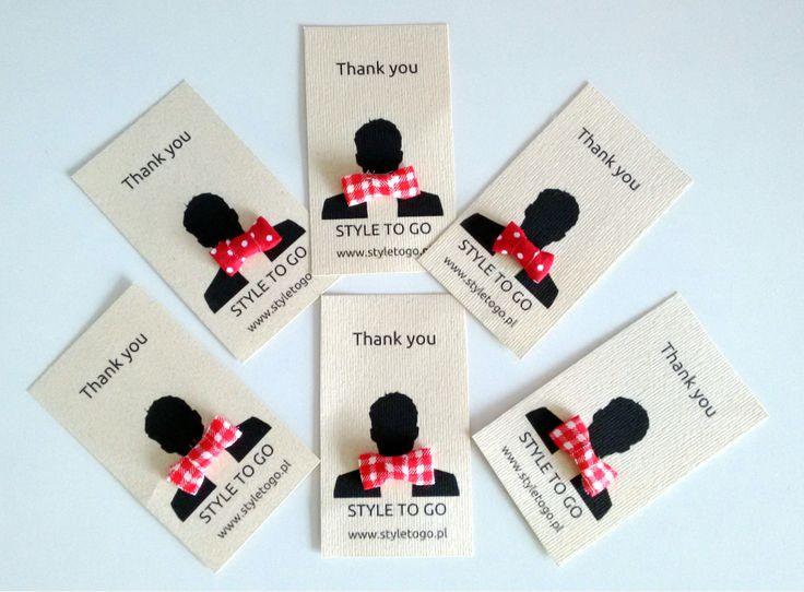 Thank you for such customer like You. Style To Go - męskie dodatki.