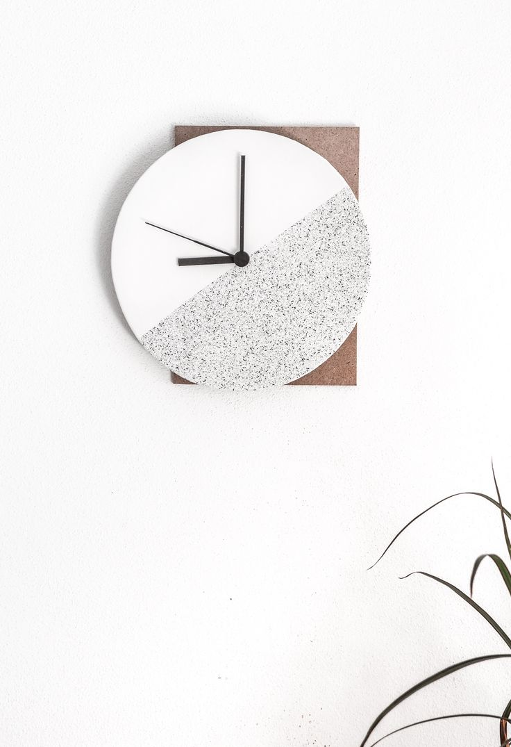 25 unique modern wall clocks ideas on pinterest unique wall diy component wall clock amipublicfo Choice Image