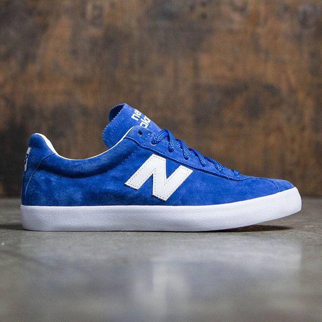New Balance Tempus: blue/white