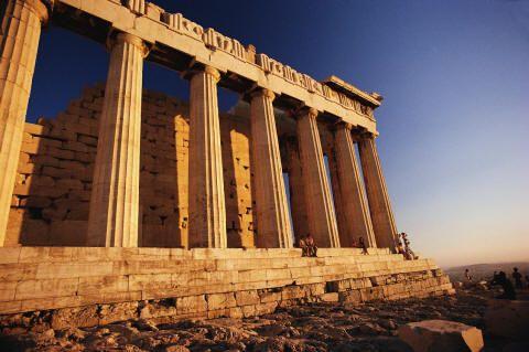 Athens, Greece:  Honeymoon