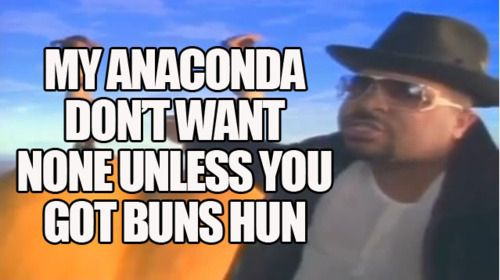 """Sir Mix-A-Lot, """"Baby Got Back"""" / The Best Karaoke Songs For The Drunk Soul (via BuzzFeed)"""