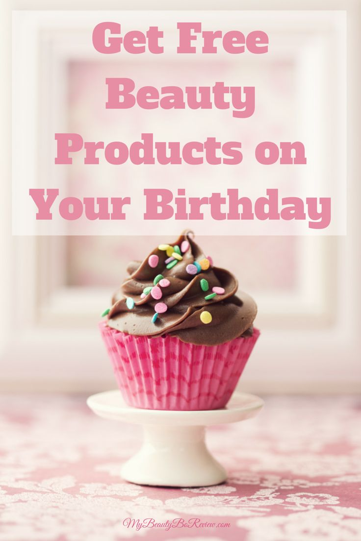 Almost everyone knows that you can score some great free stuff during your birthday month. There are some high-value birthday clubs available in the beauty industry.