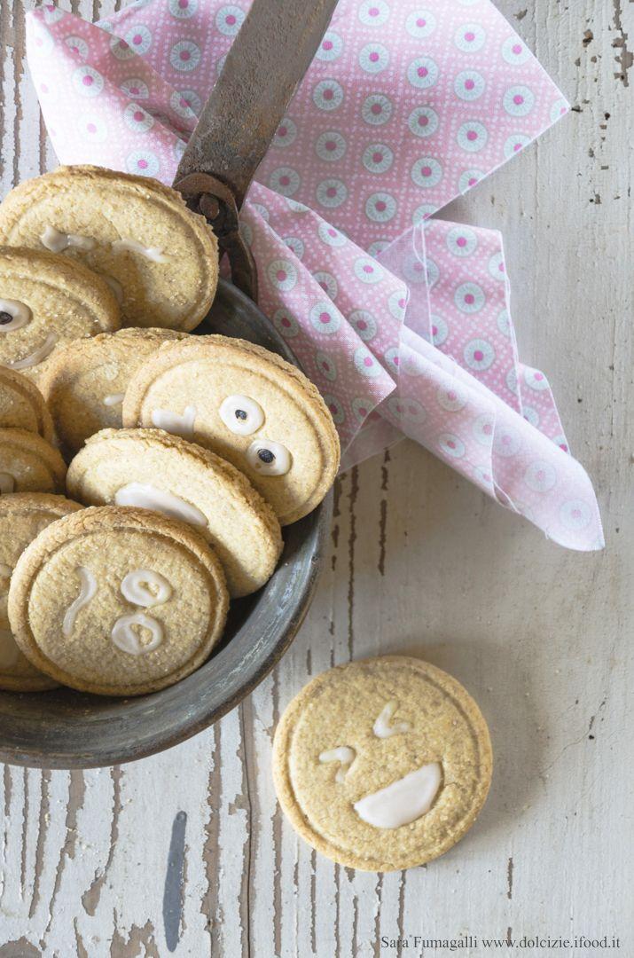 Biscotti di pasta frolla alternativa