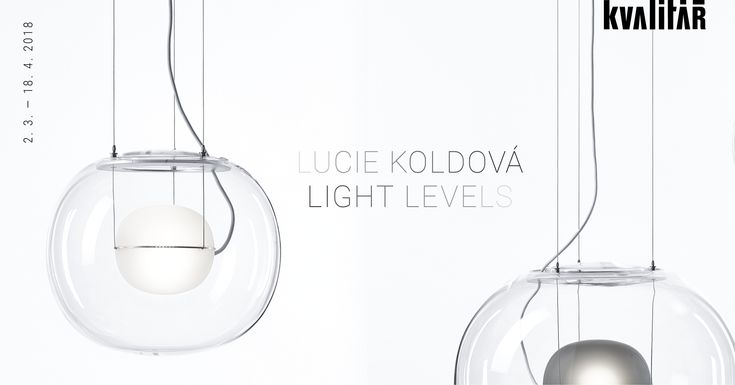 We cordially invite you to the Light Levels exhibition by leading Czech designer Lucie Koldova.  The exhibition designed for Kvalitář gallery is a continuation of IMM's successful das Haus project from Cologne, Germany.  Exhibition: 2 March - 18 April 2018 Senovážné náměstí 1628/17, 110 00 Praha 1, Czech Republic