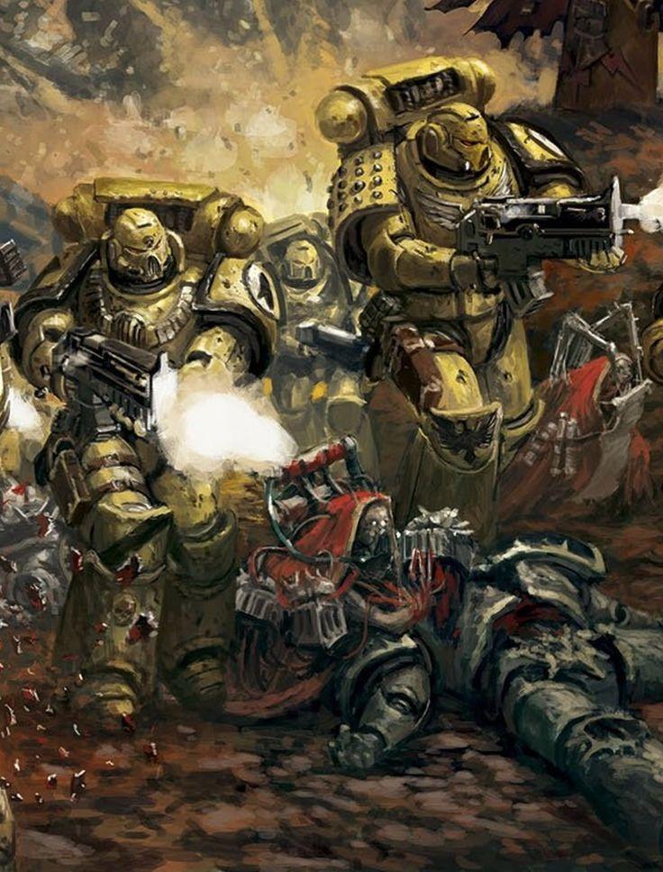 306 best images about 40K Art on Pinterest | Warhammer 40k ...